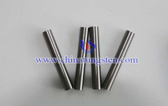 Tungsten Nickel Silver Billets Picture